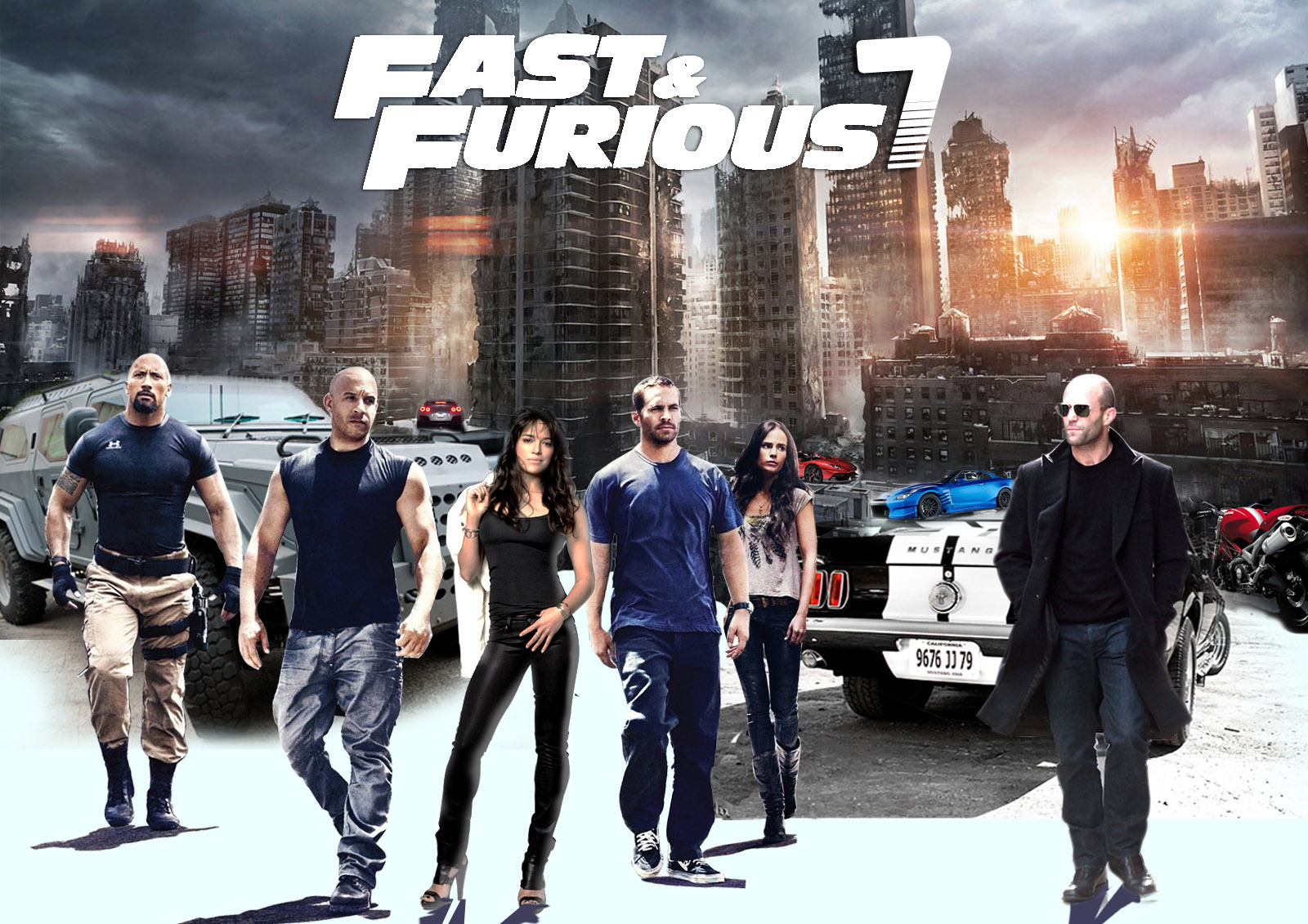 Fast And The Furious 7