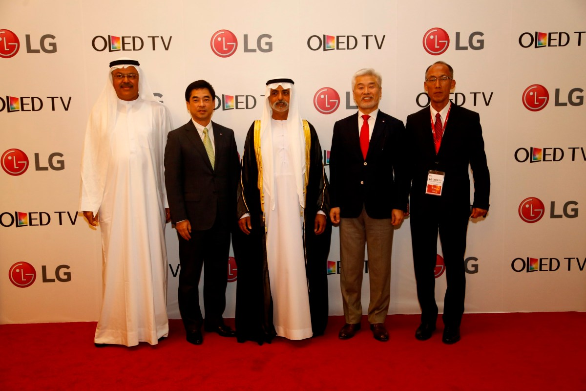 LG OLED TV LAUNCH 2