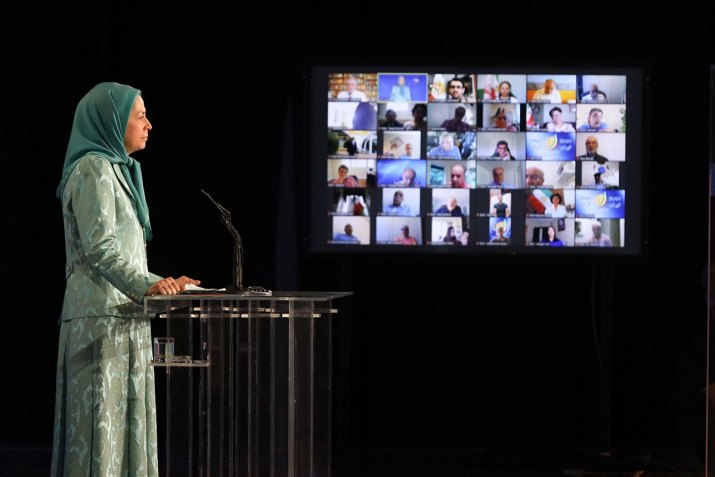 NCRI's June 20 Conference: 39 Years of Resistance for a Free Iran