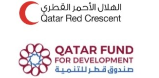 Qatar Red Crescent and Qatar Fund for Development