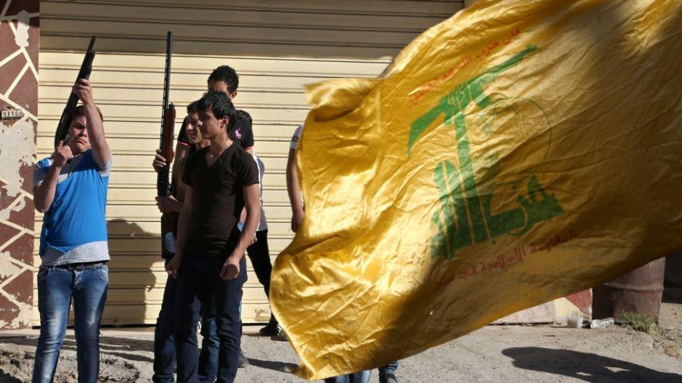 Libano Hezbollah