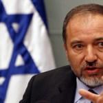 Il ministro degli Esteri israeliano Avigdor Lieberman