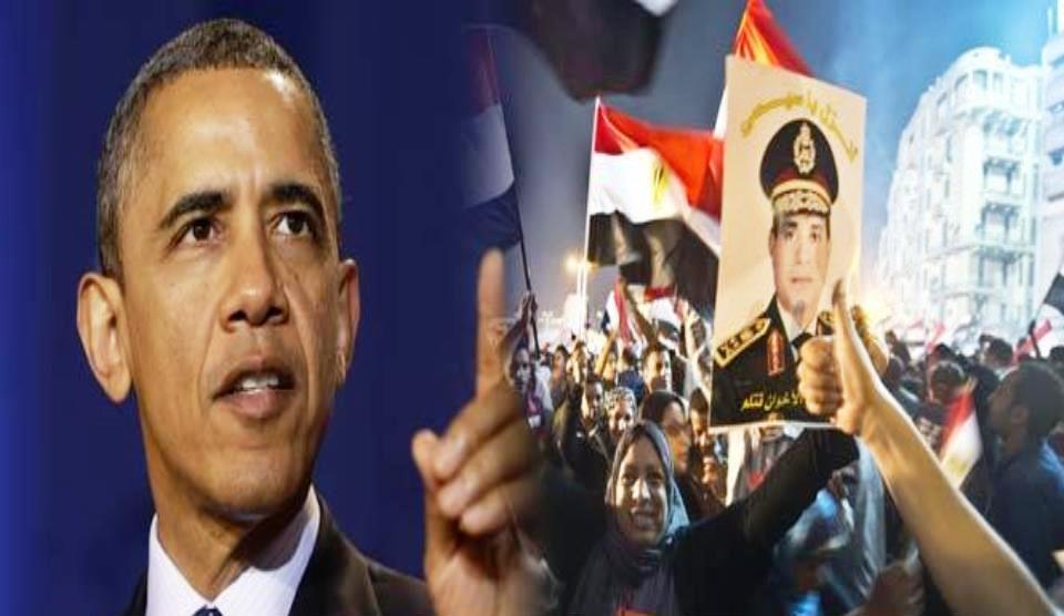 Egitto Obama