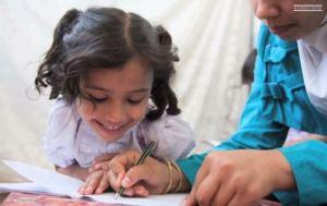 Zoom Days away from home rifugiati siriani