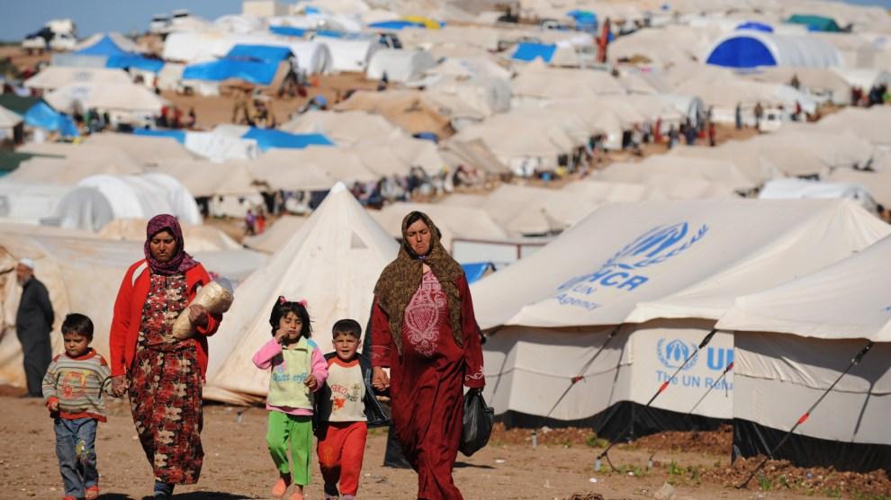 Libano Siria Rifugiati