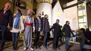 musulmani Oslo sinagoga 2
