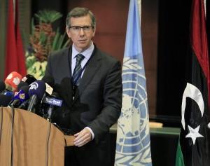 Libia Leon ONU