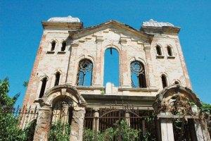 Sinagoga Edirne distrutta