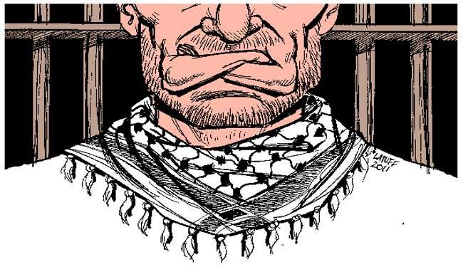 sciopero della fame palestina