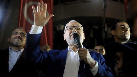 Ghannouchi tunisia