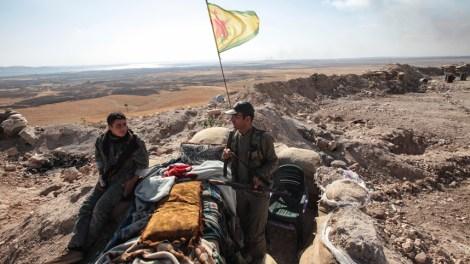 Kurdistan siriano