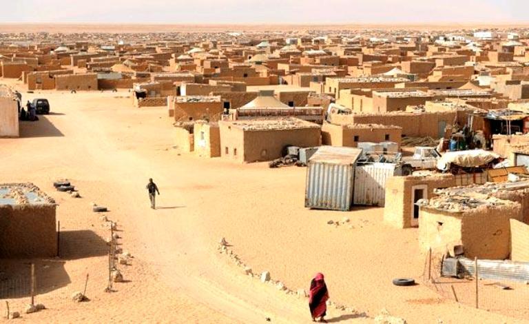 campo rifugiati tindouf