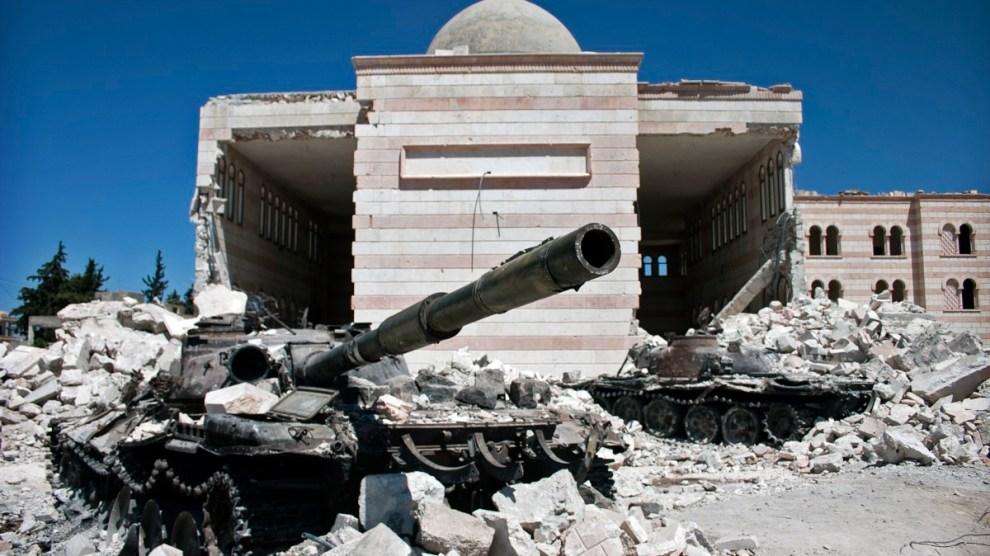 siria guerra