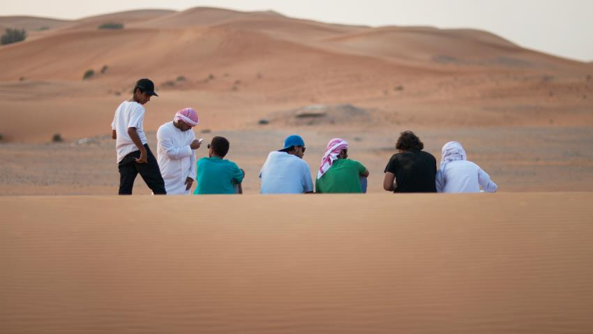giovani arabi