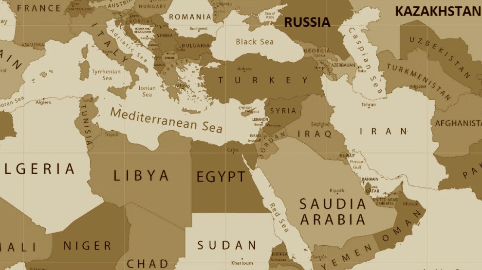 russia medio oriente maghreb mondo arabo mediterraneo