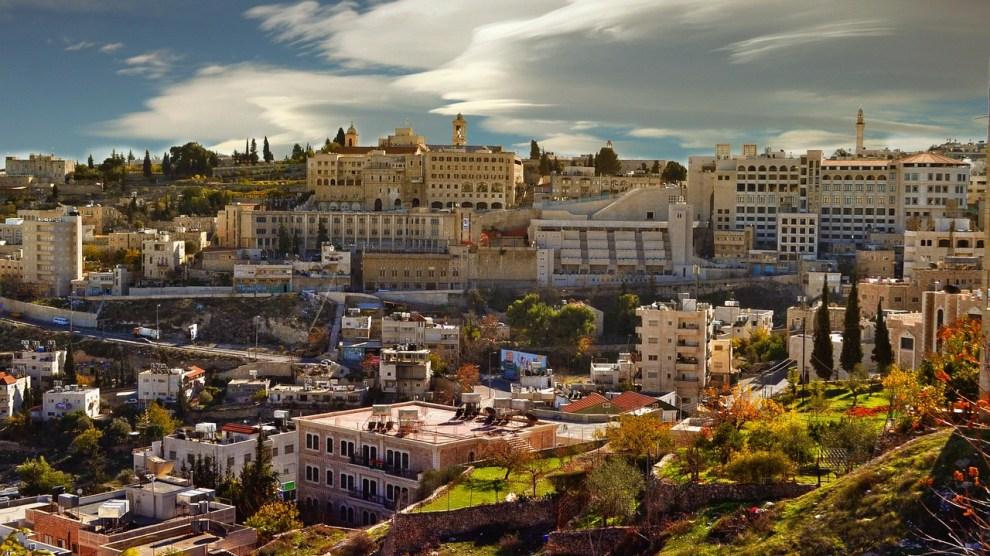 Betlemme, Cisgiordania, Palestina