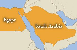 egitto-arabia-saudita