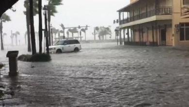 Photo of هلع من إعصار إرما القادم وحاكم جورجيا يخلي المناطق الساحلية