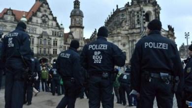 Photo of الشرطة الألمانية تقبض على شخص مثير للذعر