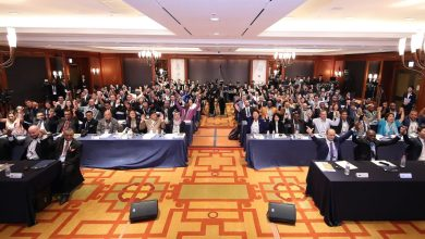 Photo of 100 صحفي من 50 دولة يناقشون السلام ووقف الحرب في مؤتمر دولي بكوريا