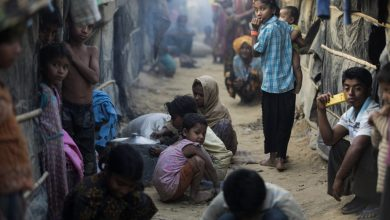 Photo of أطفال الروهينغا.. منبوذون ويائسون داخل ميخمات بنغلاديش