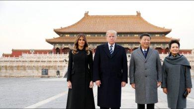 Photo of ترامب يوجه رسالة إلى كوريا الشمالية من الصين