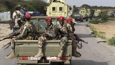 Photo of حركة الشباب الصومالية تعلن مسئوليتها عن تفجير كلية الشرطة بمقديشو