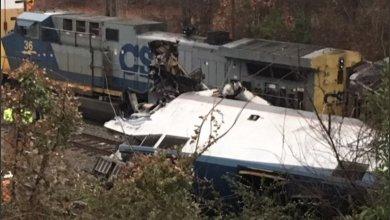 Photo of حادث قطار ساوث كارولاينا حديث وسائل التواصل الاجتماعي