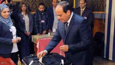 Photo of مؤشرات أولية : السيسي رئيسا لمصر لفترة ولاية ثانية بأغلبية ساحقة