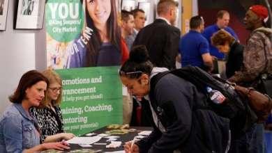 Photo of الاقتصاد الأميركي أضاف 313 ألف وظيفة خلال فبراير الماضي