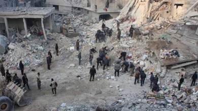 Photo of الأمم المتحدة : 600 قتيل في الغوطة الشرقية منذ 18 فبراير