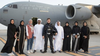 Photo of توم كروز في مهمة مستحيلة بدولة الامارات