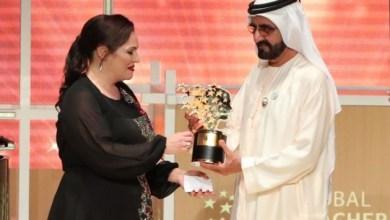 Photo of معلمة بريطانية تفوز بلقب أفضل معلمة في العالم