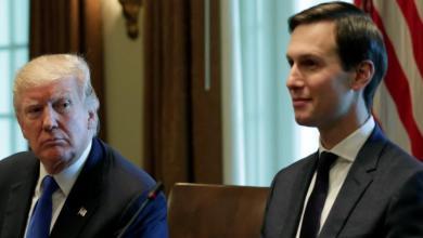 Photo of مخاوف داخل البيت الأبيض من اتصالات كوشنر مع مسئولين أجانب