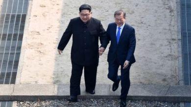 Photo of زعيما الكوريتين يتجهان لانهاء الصراع وتوقيع اتفاقية سلام نهائي خلال هذا العام
