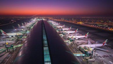 Photo of مطار دبي ثالث المطارات الأكثر نشاطا في العالم