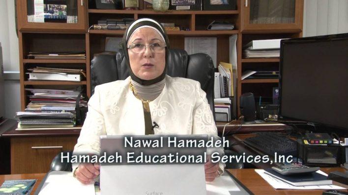 """السيدة نوال كانت ضيفة في برنامج """"شخصيات صنعت تاريخا"""" الذي تعده وتقدمه الإعلامية ليلى الحسيني ويبث براديو """"صوت العرب من أميركا"""""""