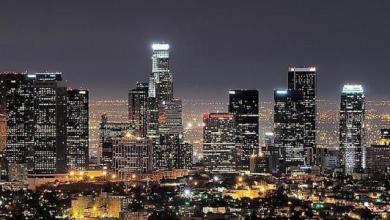 Photo of لوس أنجلوس في انتظار الانتهاء من النفق السريع
