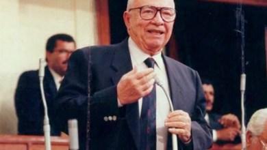 """Photo of رحيل خالد محي الدين """" آخر الضباط الأحرار"""" في مصر"""
