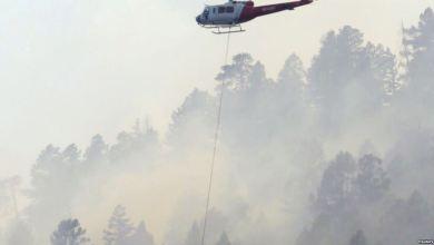 Photo of 600 رجل إطفاء للتعامل مع حريق كولورادو في جنوب غرب أميركا