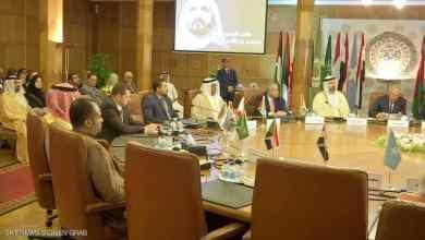 """Photo of جامعة الدول العربية تكرم محمد بن راشد وتمنحه """"درع العمل التنموي العربي """""""