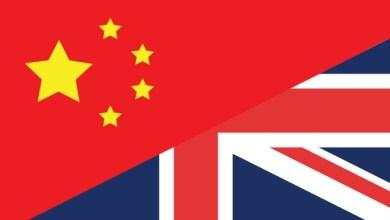 Photo of الصين تسعى للتحالف مع بريطانيا باتفاقية تجارة حرة