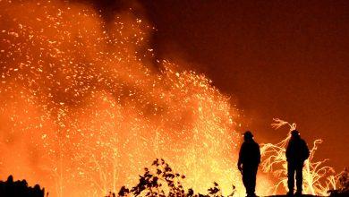 Photo of حرائق الغابات في كاليفورنيا .. تهدد السكان ومئات المنازل