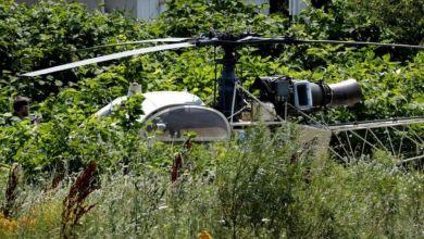 Photo of هروب لص فرنسي شهير بطائرة مروحية من سجن في باريس