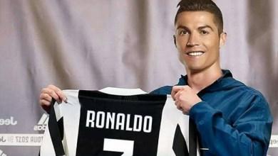 Photo of رونالدو يرتدي قميص السيدة العجوز قريبا جدا