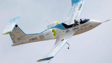 "Photo of النرويج تبدأ رحلات طيران ب""طائرات كهربائية"""