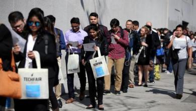 Photo of أصحاب الأعمال في أمريكا يضيفون 201 ألف وظيفة ومعدل البطالة يستقر عند 3.9%