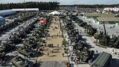 """Photo of """"الشرق-2018"""".. أكبر مناورات عسكرية في تاريخ روسيا"""