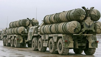 Photo of سوريا تبدأ في استلام نظام الصواريخ المتقدم (إس 300 )