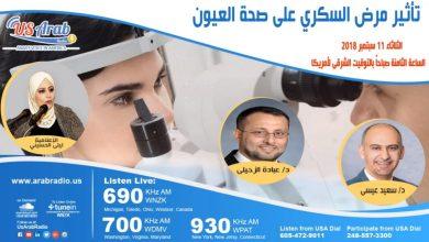 Photo of كيف نتجنب تأثير مرض السكري على صحة العيون؟